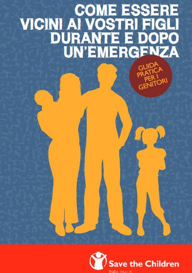 Come essere vicini ai vostri figli durante e dopo un'emergenza