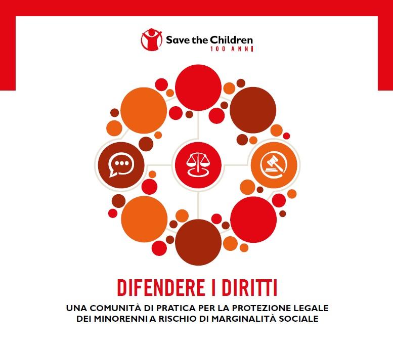 copertina report difendere i diritti