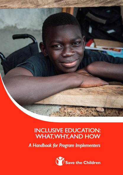 Inclusive education what why and how