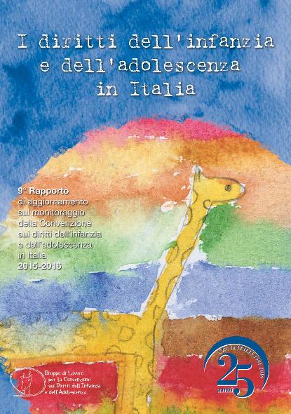 IX Rapporto CRC- I diritti dell'infanzia e dell'adolescenza in Italia