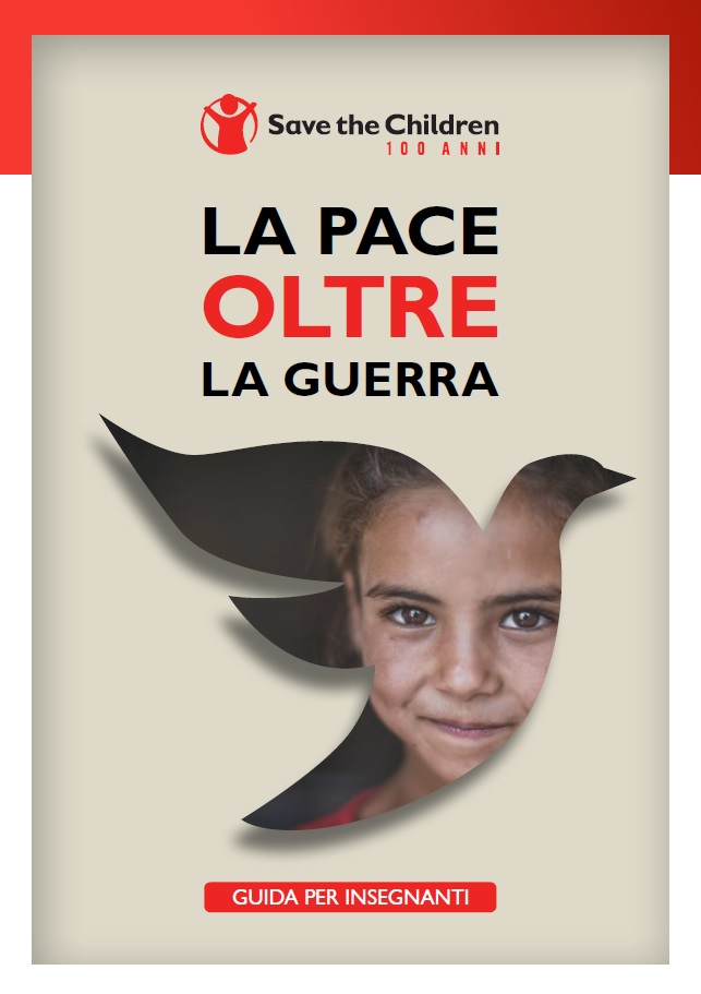 copertina del manuale la pace oltre la guerra