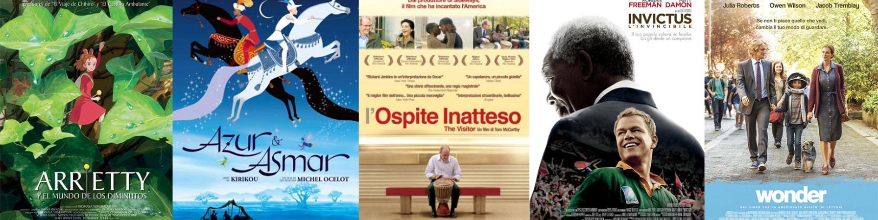 10 film per la gm del rifugiato