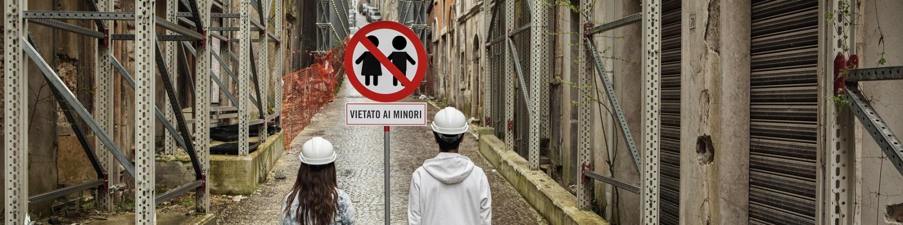 Italia vietata ai minori