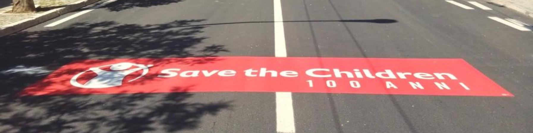 Il chilometro dedicato a Save the Children nella settima tappa del Giro d Italia