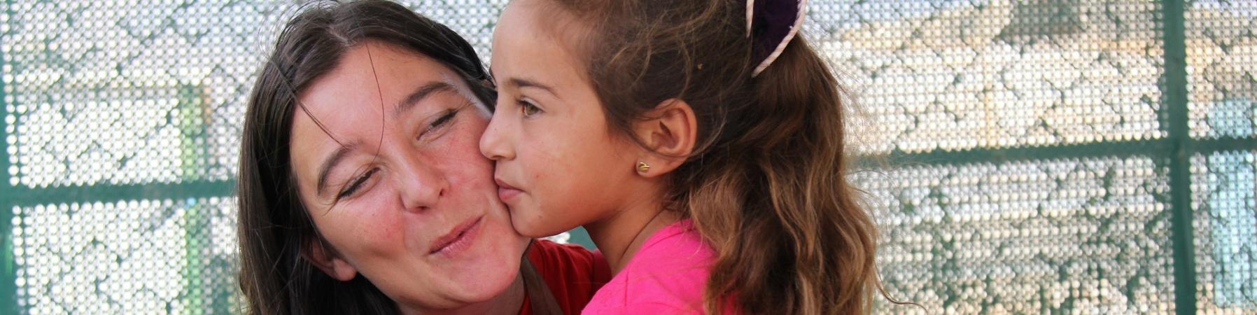 visita al campo profughi Zaatari in Giordania