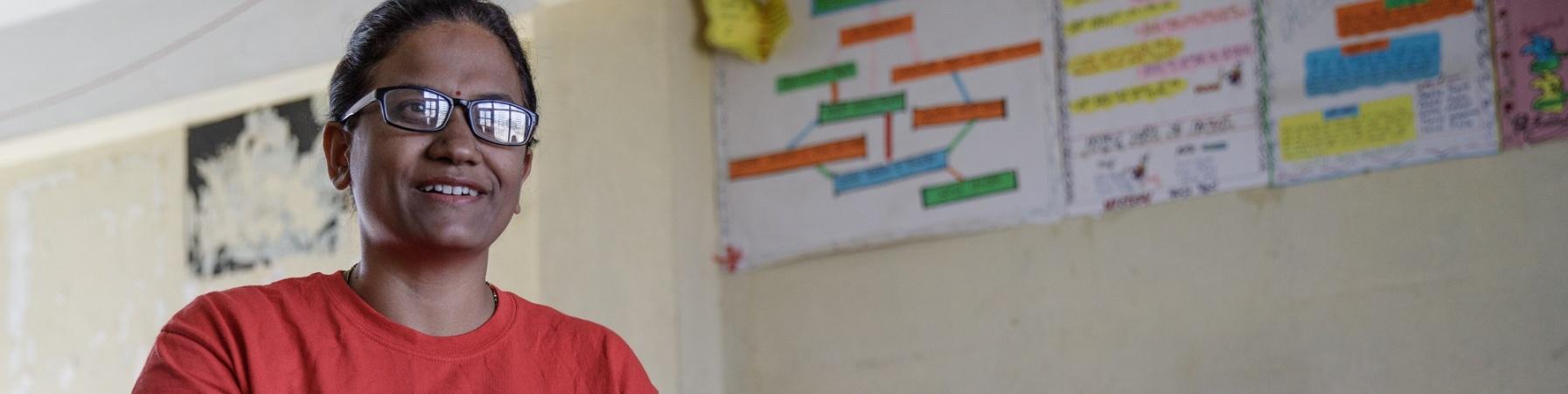 Classi scolastiche Nepal