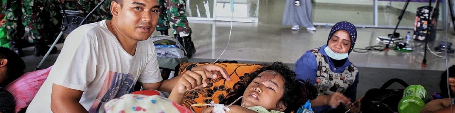 Puri tsunami Indonesia