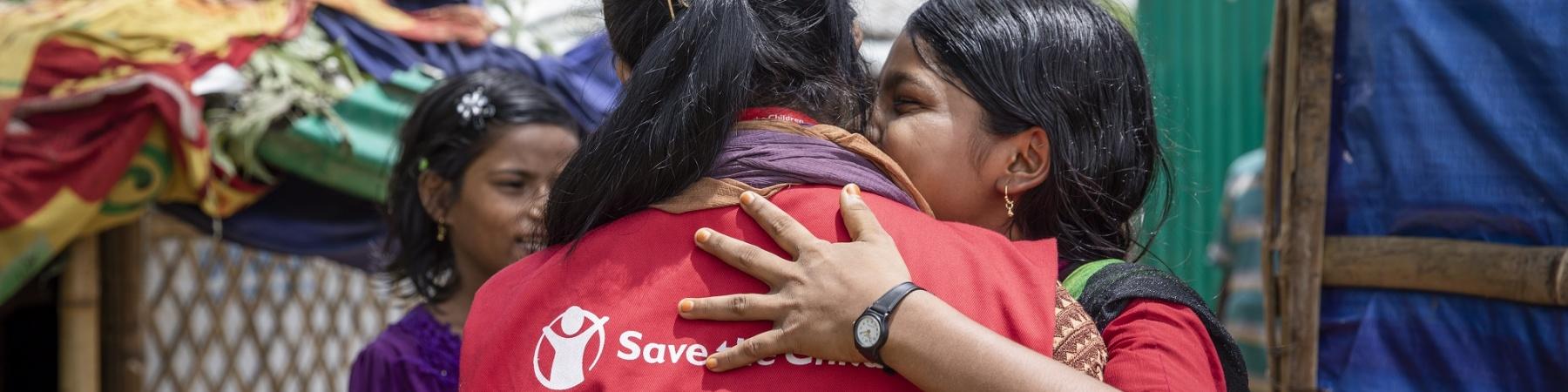 Save the Children in Bangladesh