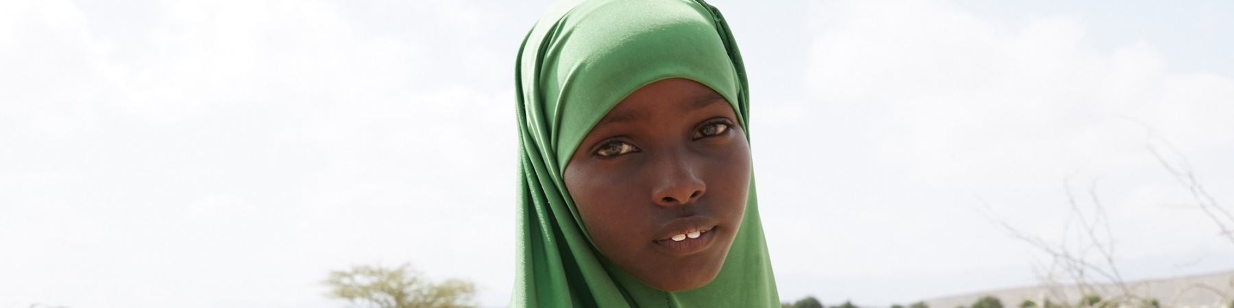 Somaliland ragazza