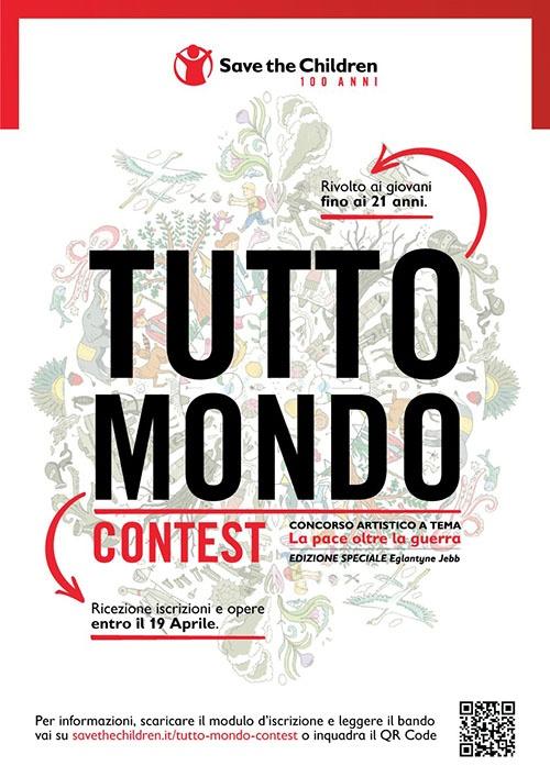 TuttoMondo Contest 2019 locandina