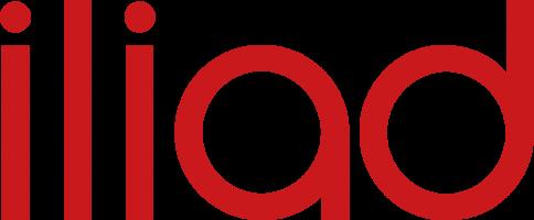 logo illiad rosso