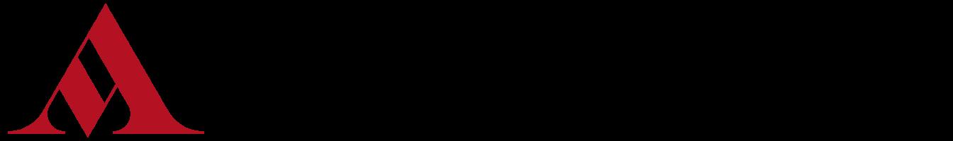logo Mondadori nero e rosso