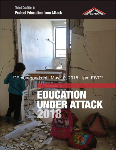 copertina education under attack