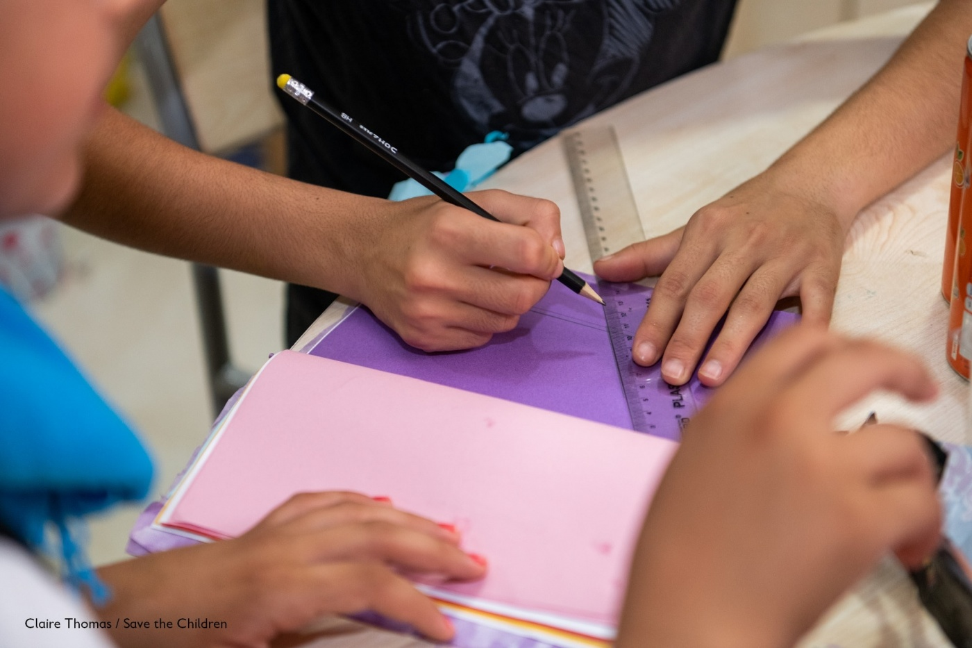 Estremamente Lavoretti manuali per bambini: imparare la geometria divertendosi NX12