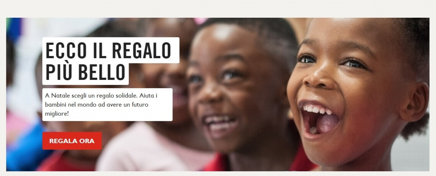 Save The Children Regali Di Natale.Un Sito Tutto Nuovo Per I Tuoi Regali Di Natale Save The Children Italia