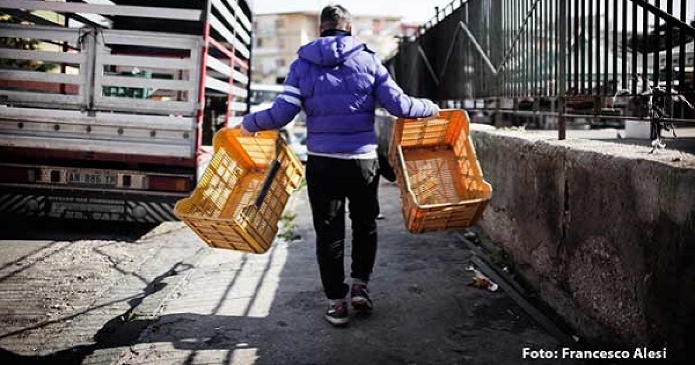 Lavoro Minorile Le Testimonianze Save The Children Italia