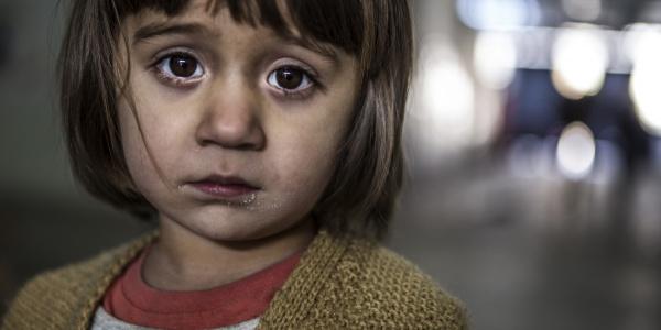 Afghanistan Bambina