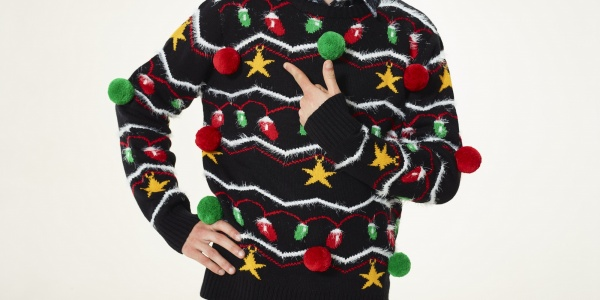 Christmas Jumper Mania