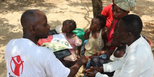 Sensibilizzazione Ebola