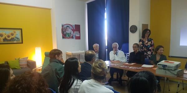 Fiocchi in Ospedale Pescara