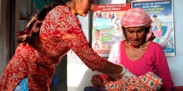 """Le voci dal campo: """"la buona nutrizione"""" in Nepal per sconfiggere la malnutrizione infantile"""