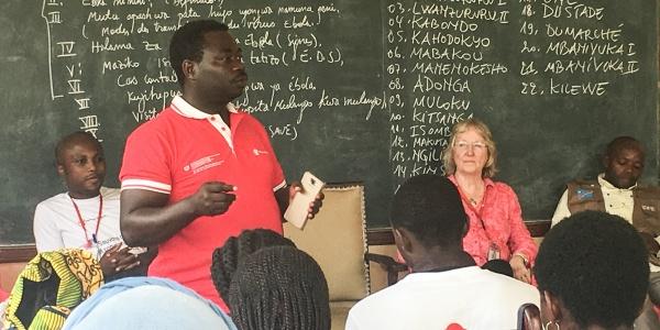 Healt Unit in RDC
