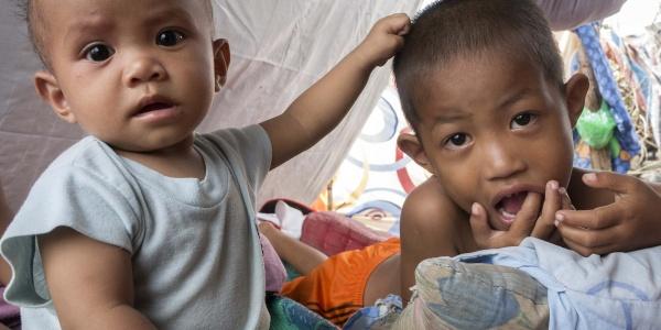 Indonesia a un mese Tsunami