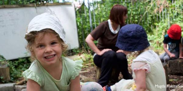 il tempo libero con i bambini in estate
