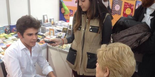 I ragazzi di Underadio al Salone del Libro di Torino - Il diario dell'esperienza