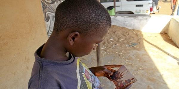 """""""I figli dell'Ebola"""" che non possono ritornare a casa"""