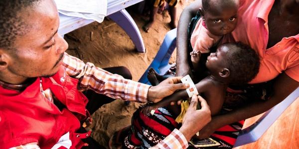 Emergenza fame Sud Sudan