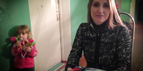 Emergenza Ucraina, la storia di una mamma che ha lasciato tutto