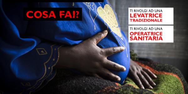 Se tu fossi una futura mamma in un paese in via di sviluppo, a che rischi andresti incontro? Scoprilo nel percorso multimediale