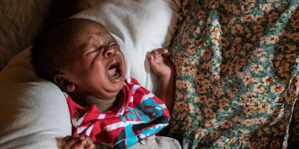 Un bambino in Nort Kivu, una delle aree più colpite dal virus Ebola